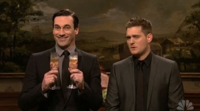 michael bublé has a cute wine story