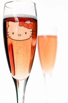 hello kitty makes wine?