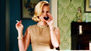 why they don't drink wine on mad men