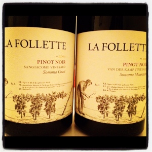 la follette pinot noir