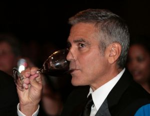 clooney white house correspondents estancia wine