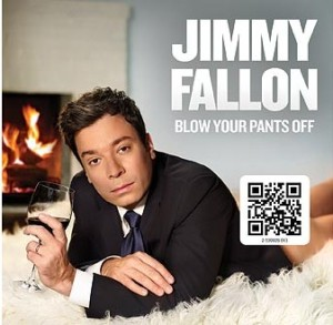 jimmy fallon comedy album cover