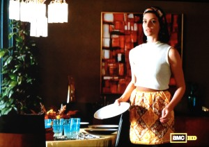 mad men draper thanksgiving