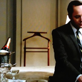 mad men wine: tomorrow never knows