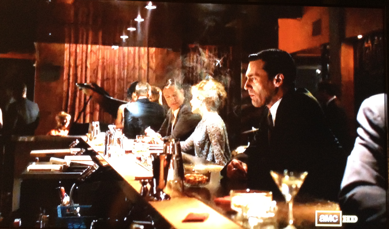 Don Draper Old Fashioned Scene