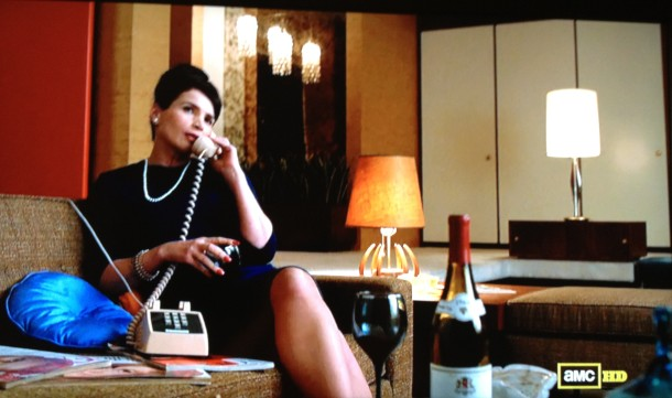 mad men mother roger wine