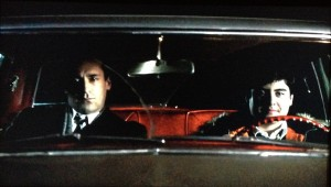 mad men catcher in the rye don glenn driving