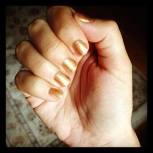 santa margherita prosecco nail polish