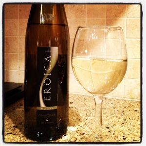 eroica riesling 2010