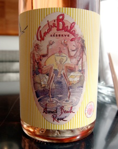 André Balazs Sunset Beach Rosé from Long Island