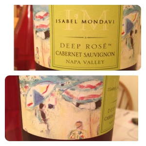 Isabel Mondavi from Napa