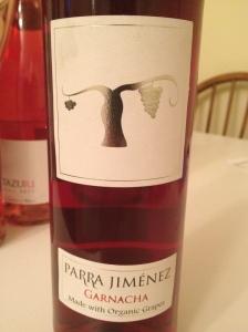 Parra Jimenez from Las Mesas, Spain