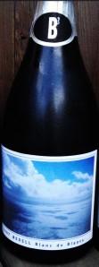 bedell blanc de blancs sparkling wine