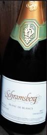 schramsberg brut sparkling wine