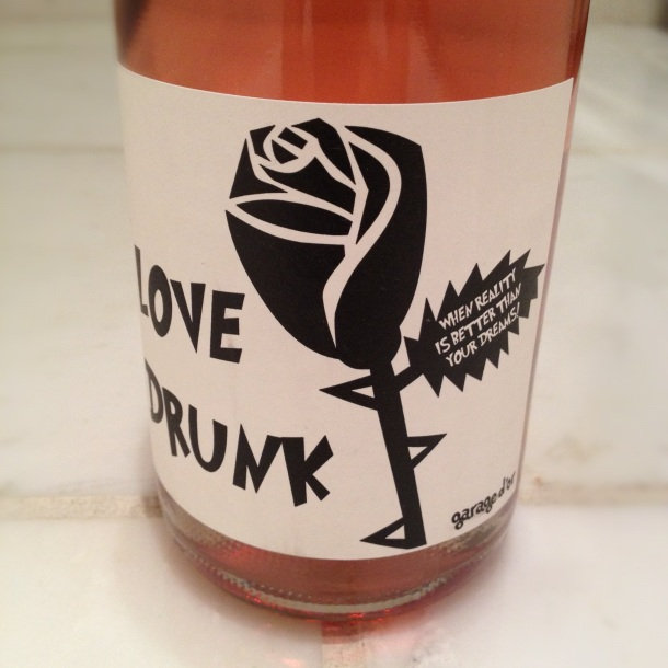 love drunk rose