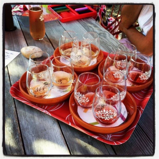 croteaux rose flight