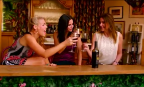 cougar town: grapefriendiest tv show ever
