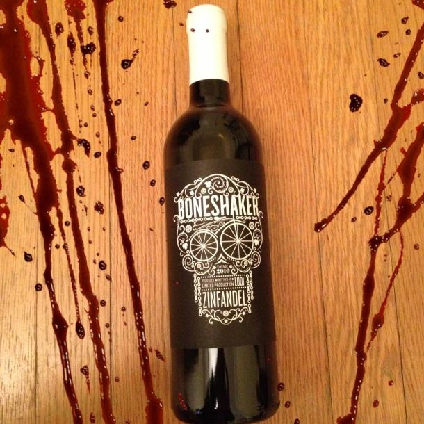 boneshaker wine