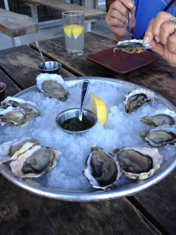 hog island oysters napa oxbow market