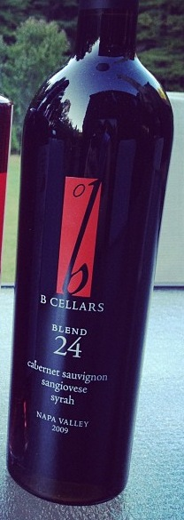 drink me: b cellars blend 24