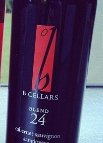 drink me: b cellars blend24