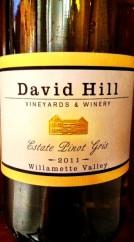 David-Hill pinot gris