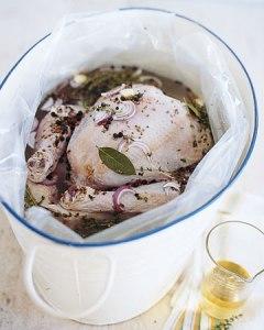 martha turkey brining recipe