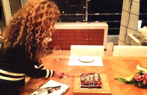 beyonce birthday cake wine