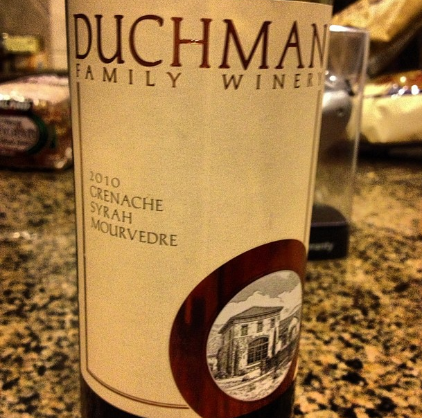 duchman family wine