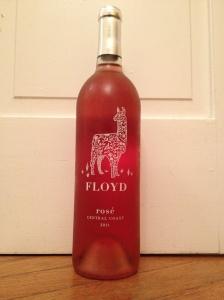 pink floyd wild horse wine