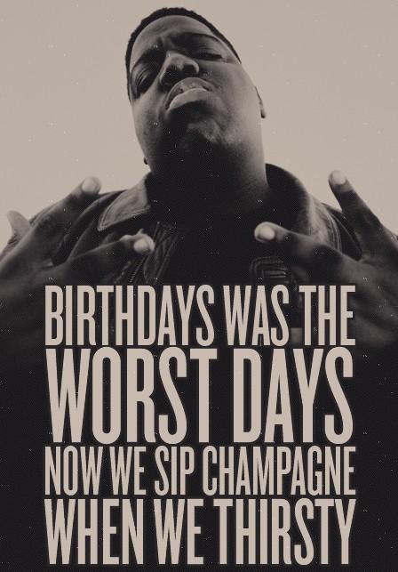 biggie champagne