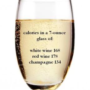 fizzmas fun fact! calories inchampagne