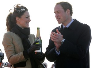 william kate champagne baby