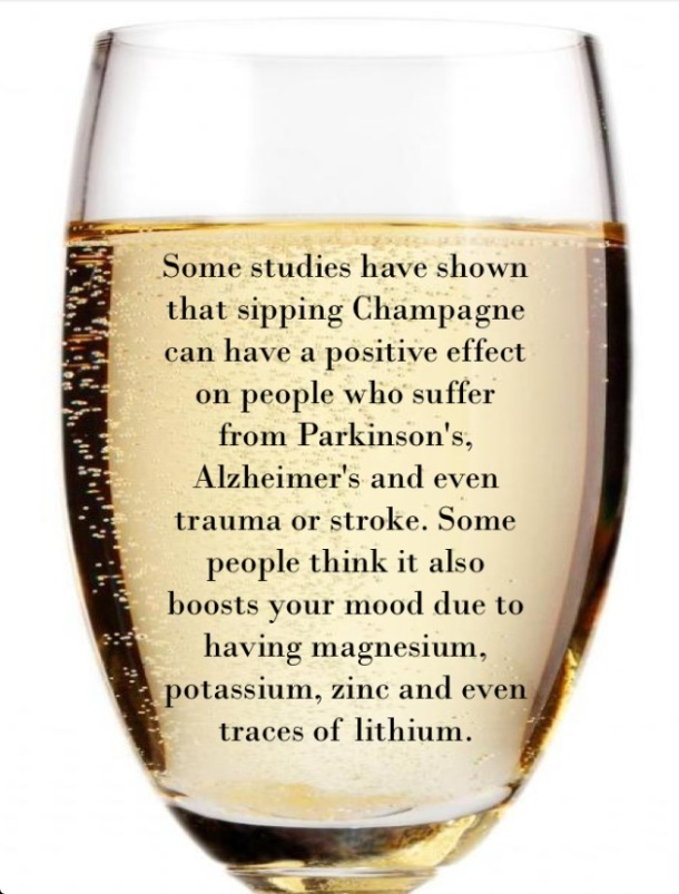 lithium in champagne