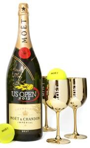 Moet & Chandon US Open Jeroboams
