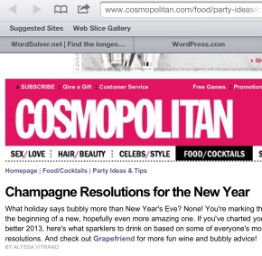 bubbly resolutions oncosmo!