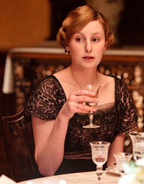 sherry styles, à la downton abbey