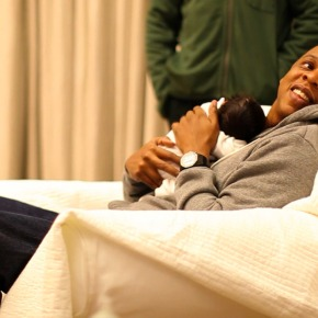 blue ivy's birthday present was better thanyours