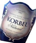 korbel inaugural cuvee