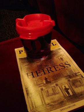 theatergoing transformed – by wine sippy cups!