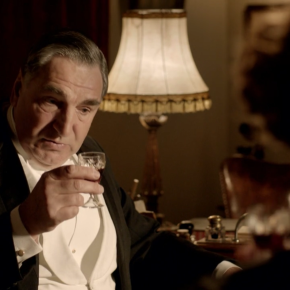 carson: the grapefriend hero of downton