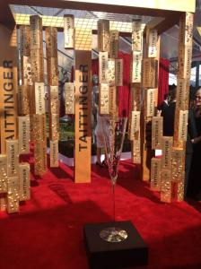 taittinger red carpet