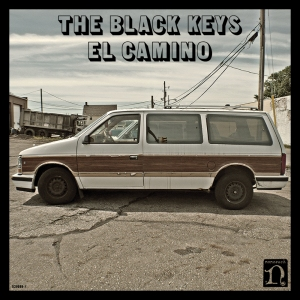 black keys el camino album cover
