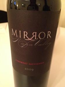 rick mirer mirror wine