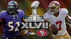 super grape bowl: 49ers vs ravens