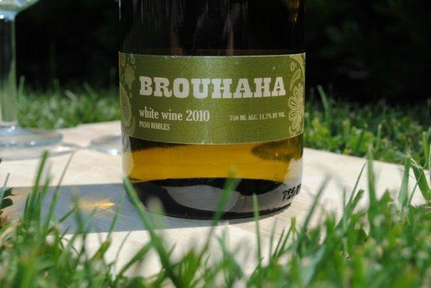 brouhaha wine