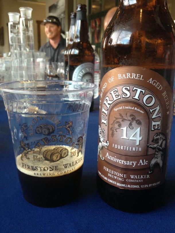 firestone walker anniversary ale