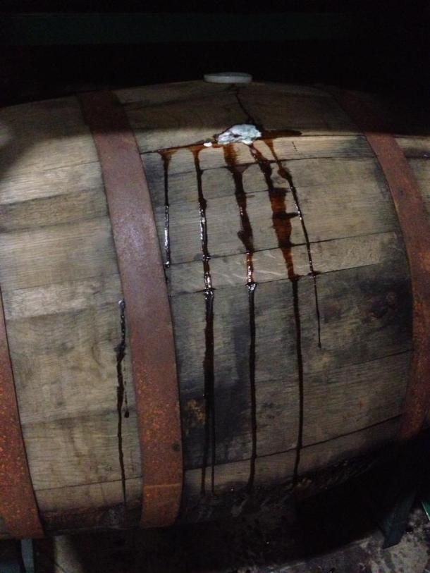 firestone walker barrel