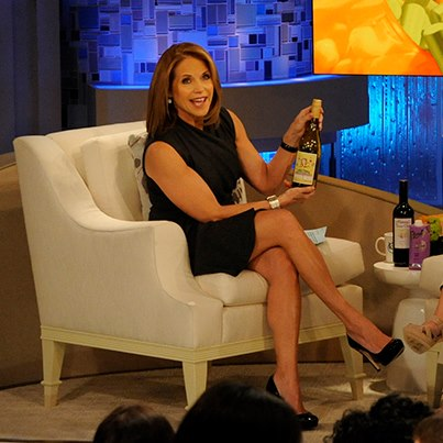 katie couric wine playdates