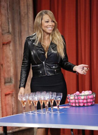mariah-carey-fallon dom perignon champagne